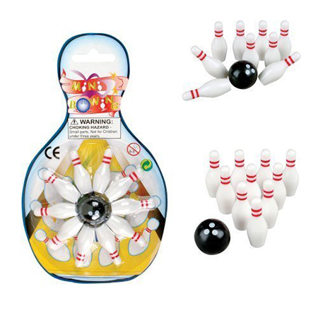 Mini Bowling Games